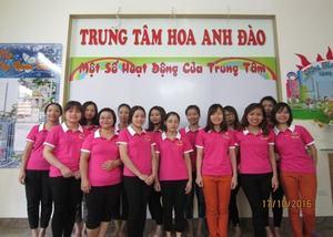 Trung Tâm Hoa Anh Đào