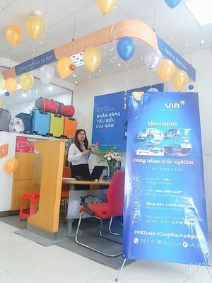 Ngân hàng TMCP Quốc Tế Việt Nam - VIB Quận 4