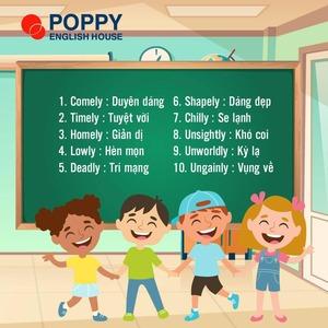 Poppy English House
