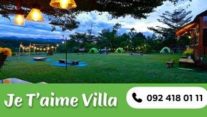 Je T'aime Villa