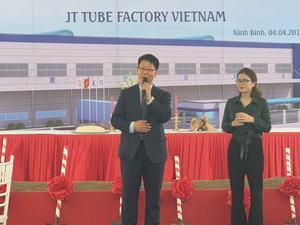 Công Ty TNHH JT Tube Việt Nam