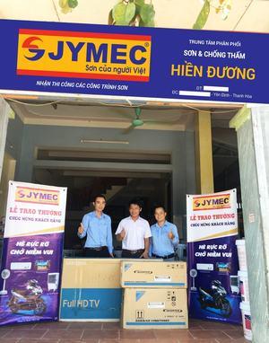 Công ty CP sơn Jymec Việt Nam