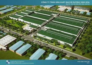 Công Ty TNHH SX Bao Bì Dương Vinh Hoa