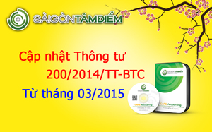 Công Ty TNHH Tin Học & Phần Mềm Sài Gòn Tâm Điểm