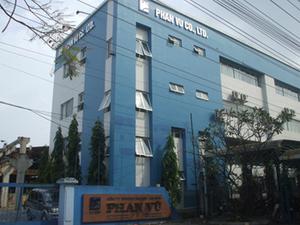 Công ty Cổ phần Đầu tư Phan Vũ