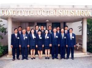 Công Ty Cổ Phần Bảo Vệ Thực Vật Sài Gòn