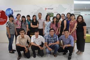 Công Ty TNHH Intage Việt Nam