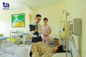 Công TY Cổ Phần Bệnh Viện Đa Khoa Tâm Anh