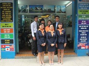 Công ty TNHH Thương Mại Dịch Vụ Giáo Dục Toàn Cầu