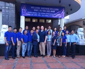 Công ty cổ phần TDD Việt Nam
