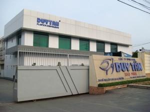 Công ty Cổ phần Sản xuất Nhựa Duy Tân