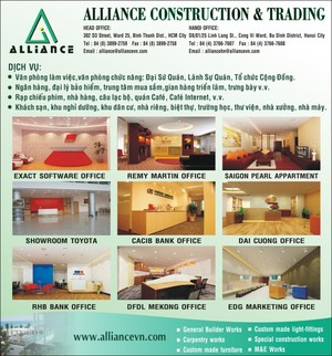 Alliance Construction & Trading Co., Ltd