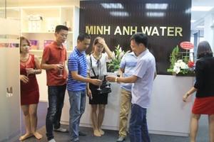 Công ty TNHH thiết bị lọc nước Minh Anh