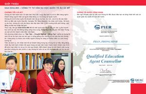Công ty cổ phần đầu tư giáo dục quốc tế Âu Úc Mỹ