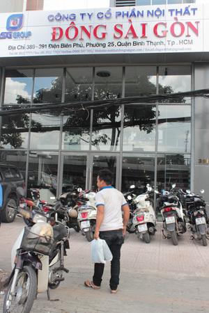Công ty Cổ Phần Nội Thất Đông Sài Gòn