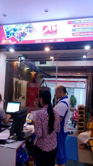 Công ty TNHH Sản xuất - Thương mại - Dịch vụ Tân Việt