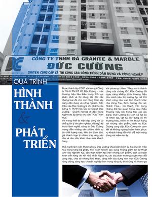 Công ty TNHH TM Kỹ thuật XD Đức Cường