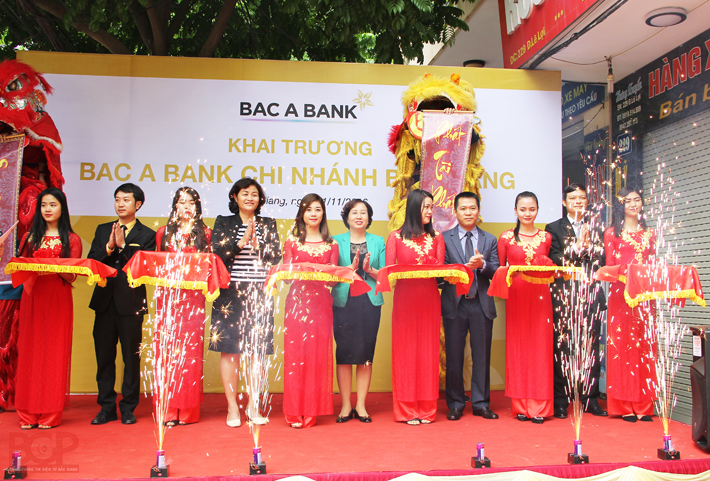 BacA Bank