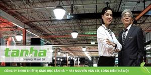 Công ty TNHH Thiết bị giáo dục Tân Hà