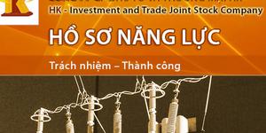 Công ty cổ phần đầu tư và thương mại HK