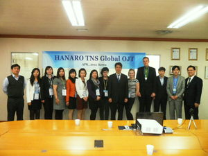 Công ty TNHH Hanaro TNS Việt Nam