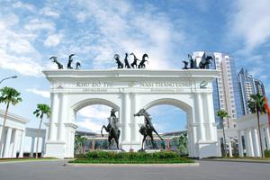 Công Ty TNHH Phát Triển Khu Đô Thị Nam Thăng Long
