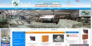Công ty cổ phần Quang Tiến