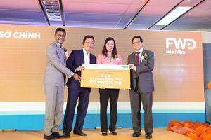Công ty TNHH Bảo hiểm Nhân thọ FWD Việt Nam