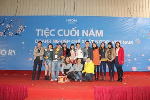 Doanh nghiệp chế xuất Nitori Việt Nam