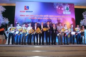 Công ty TNHH Đầu tư Xây dựng Kcon