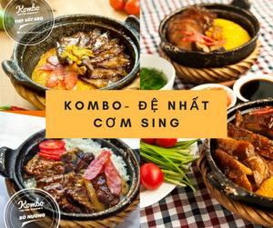 Công ty Cổ phần Kombo