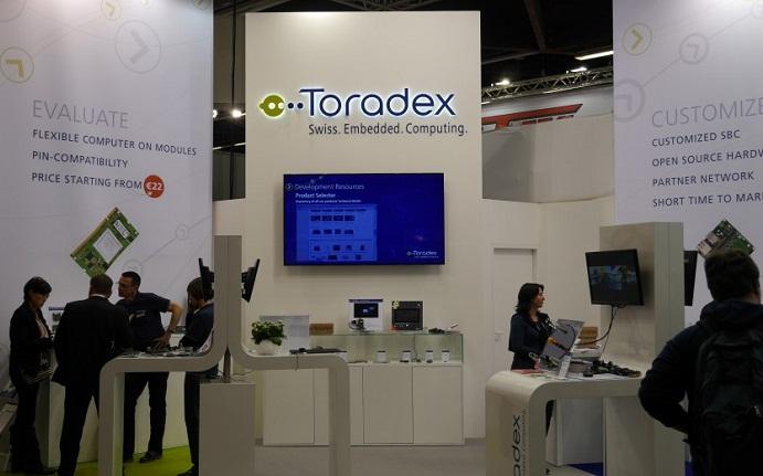 Toradex Vina