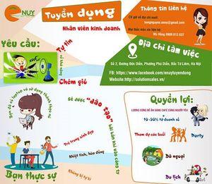 Công ty Cổ phần Công nghệ Enuy Việt Nam