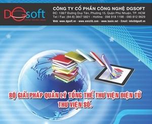 Công ty Cổ phần công nghệ DGSoft