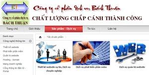 Công ty Cổ phần Dịch vụ Bách Thuận