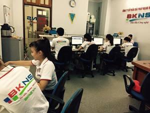Công ty Cổ phần Giải pháp Mạng Bạch Kim