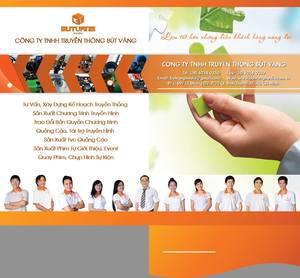 Công Ty TNHH Truyền Thông Bút Vàng