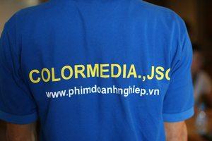 Công ty CP Truyền Thông & Giải Trí Sắc Màu