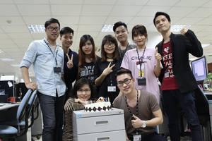 Công ty TNHH Koei Tecmo Software Việt Nam
